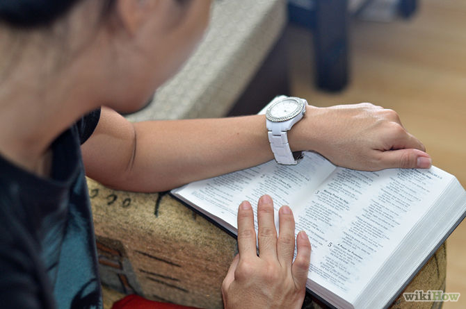 Know Him 670px-Establish-Personal-Quiet-Time-with-Christ-Step-4