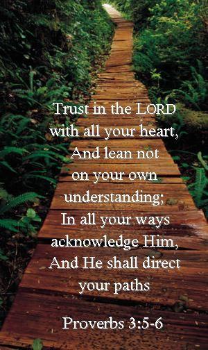 Proverbs 3-5-6 1b6827c6e65ac79203a5c8da5a1e09a3